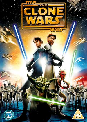 Rent Star Wars: The Clone Wars Online DVD Rental