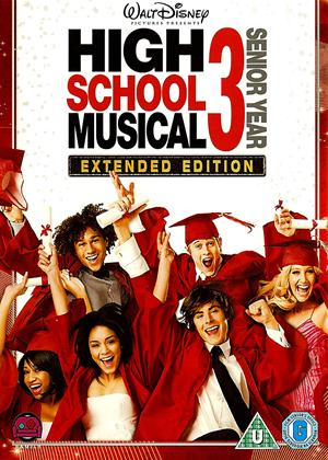 High School Musical 3: Senior Year Online DVD Rental