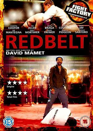 Redbelt Online DVD Rental