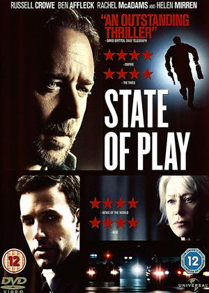 State of Play Online DVD Rental