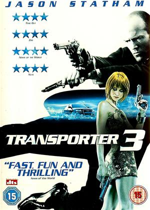 Rent Transporter 3 Online DVD Rental