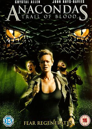 Anacondas: Trail of Blood Online DVD Rental