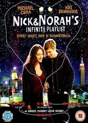 Nick and Norah's Infinite Playlist Online DVD Rental