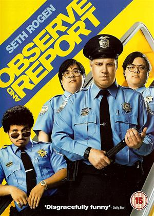 Observe and Report Online DVD Rental