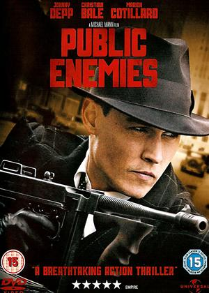 Public Enemies Online DVD Rental