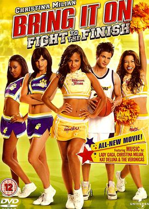 Bring It On: Fight to the Finish Online DVD Rental
