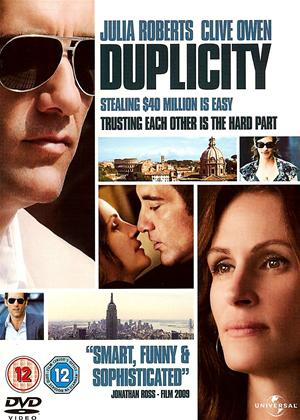 Rent Duplicity Online DVD Rental