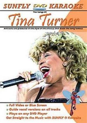 Rent Sunfly Karaoke: Tina Turner Online DVD Rental