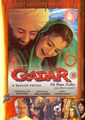 Gadar: Ek Prem Katha Online DVD Rental