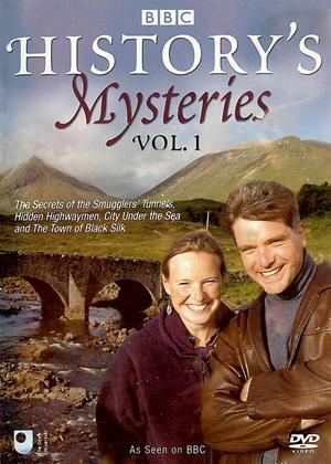 History Mysteries: Vol.1 Online DVD Rental