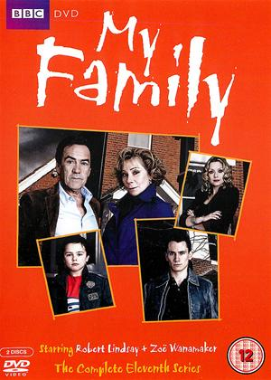 My Family: Series 11 Online DVD Rental