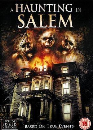 Rent A Haunting in Salem Online DVD Rental