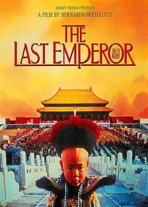 Rent The Last Emperor Online DVD Rental