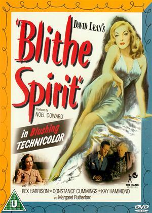 Blithe Spirit Online DVD Rental