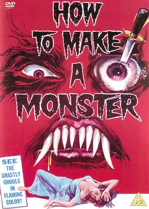 Rent How to Make a Monster Online DVD Rental