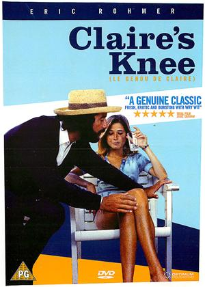 Claire's Knee Online DVD Rental
