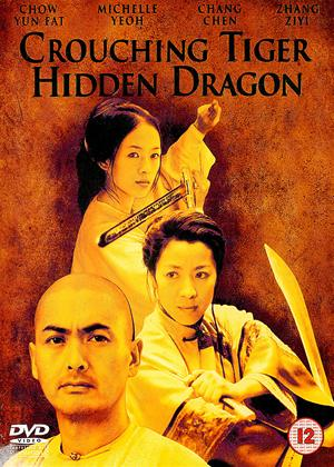 Crouching Tiger, Hidden Dragon Online DVD Rental