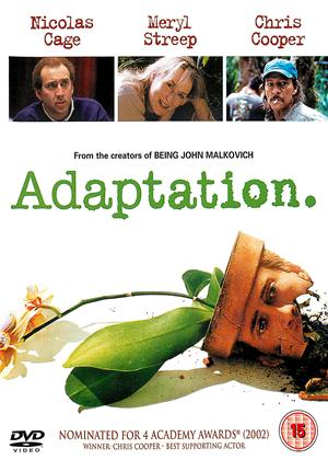 Rent Adaptation. Online DVD Rental
