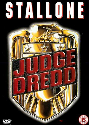 Judge Dredd Online DVD Rental