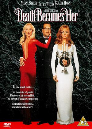 Death Becomes Her Online DVD Rental