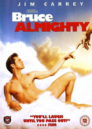 Bruce Almighty Online DVD Rental