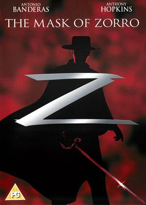 The Mask of Zorro Online DVD Rental