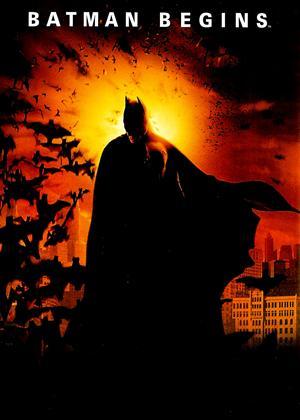 Batman Begins Online DVD Rental
