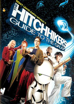 Rent The Hitchhiker's Guide to the Galaxy Online DVD Rental