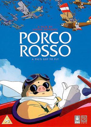 Porco Rosso Online DVD Rental