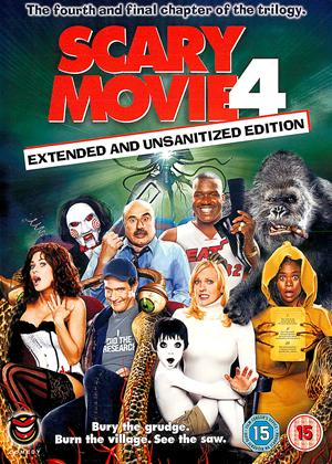 Scary Movie 4 Online DVD Rental