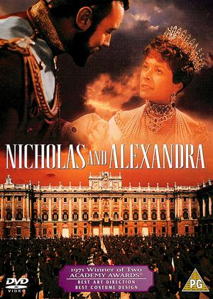 Rent Nicholas and Alexandra Online DVD Rental