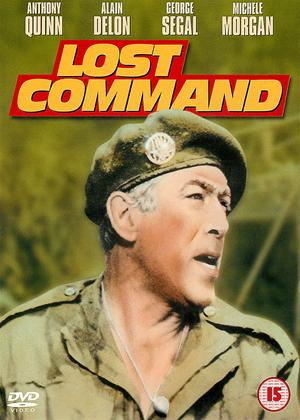 Lost Command Online DVD Rental