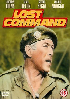 Rent Lost Command Online DVD Rental