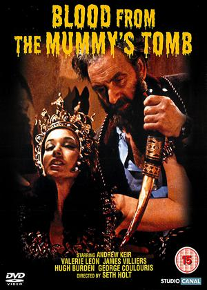 Blood from the Mummy's Tomb Online DVD Rental