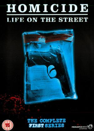 Homicide: Life on the Street: Series 1 Online DVD Rental
