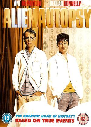 Alien Autopsy Online DVD Rental
