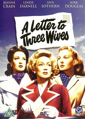 A Letter to Three Wives Online DVD Rental