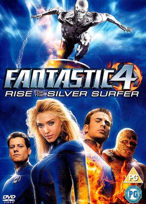 Fantastic Four: Rise of the Silver Surfer Online DVD Rental