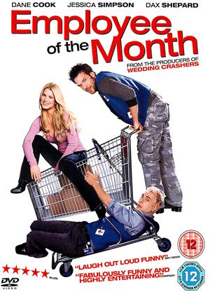 Employee of the Month Online DVD Rental