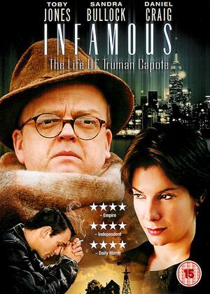 Infamous Online DVD Rental