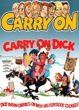 Carry on Dick Online DVD Rental