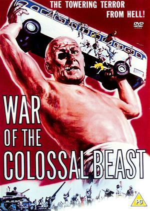 War of the Colossal Beast Online DVD Rental