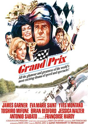 Grand Prix Online DVD Rental