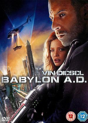 Babylon A.D. Online DVD Rental