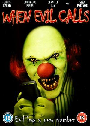 When Evil Calls Online DVD Rental