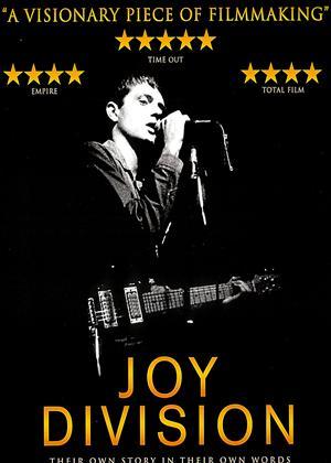 Joy Division Online DVD Rental