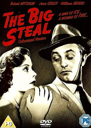 The Big Steal Online DVD Rental