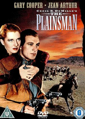 Rent The Plainsman Online DVD Rental