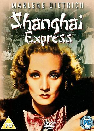 Shanghai Express Online DVD Rental
