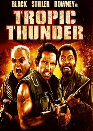 Rent Tropic Thunder Online DVD Rental